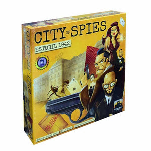 City of Spies Estoril 1942-Stronghold games-1-Jocozaur