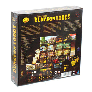 Dungeon Lords-Czech Games Edition-2-Jocozaur