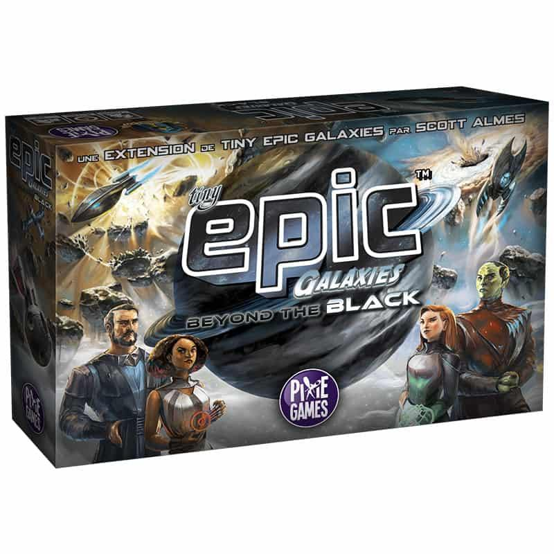 Tiny Epic Galaxies: Beyond the Black extensie-Ludicus.ro - Magazinul Clipelor magice-1-Jocozaur