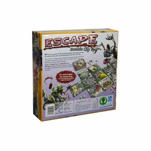 Escape - Zombie City-Queen Games-2-Ludicus.ro - Magazinul Clipelor magice