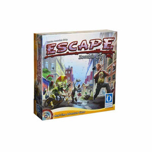 Escape - Zombie City-Queen Games-1-Ludicus.ro - Magazinul Clipelor magice