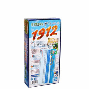 Ticket to Ride: Europe 1912 extensie-Days Of Wonder-2-Ludicus.ro - Magazinul Clipelor magice
