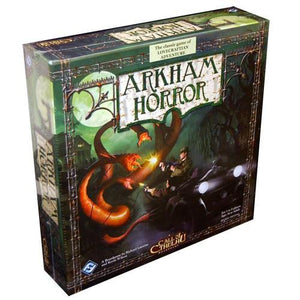 Arkham Horror-Fantasy Flight Games-1-Jocozaur