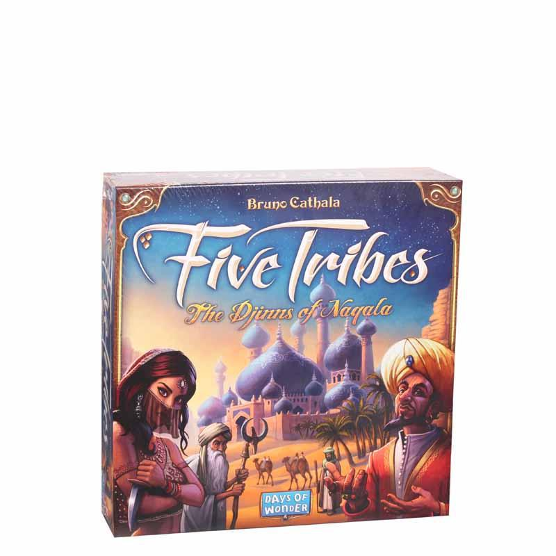Five Tribes-Days Of Wonder-1-Ludicus.ro - Magazinul Clipelor magice