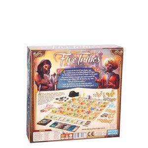 Five Tribes-Days Of Wonder-2-Ludicus.ro - Magazinul Clipelor magice