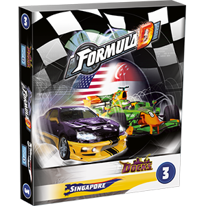 Formula D: Circuits 3 – Singapore & The Docks-Asmodee-1-Ludicus.ro - Magazinul Clipelor magice