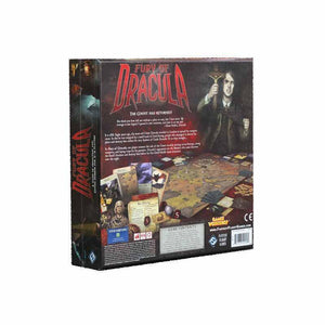 Fury of Dracula-Fantasy Flight Games-2-Jocozaur