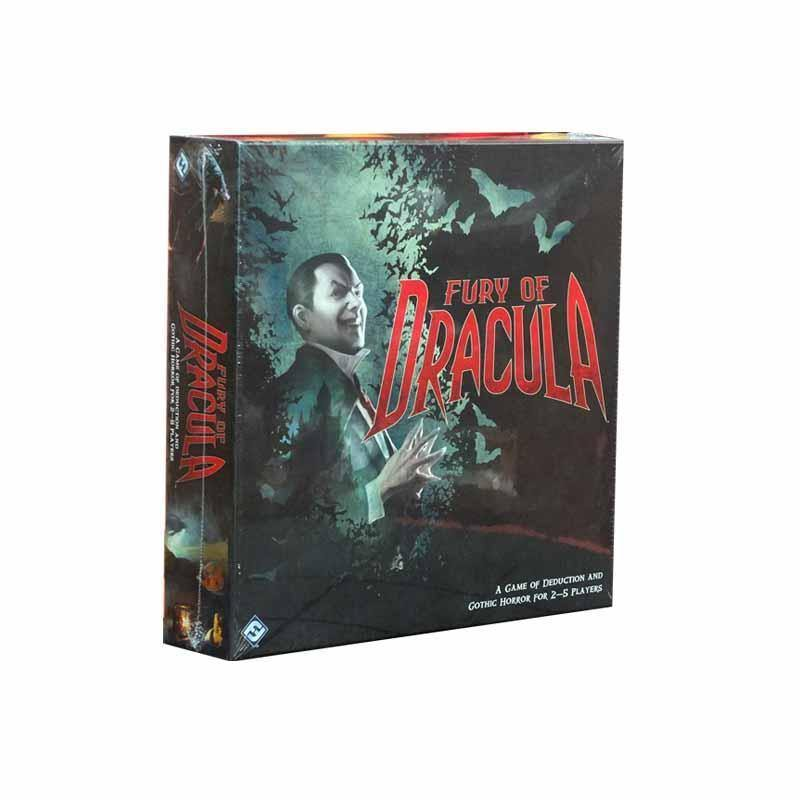 Fury of Dracula-Fantasy Flight Games-1-Jocozaur