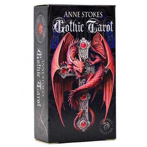 Tarot Gothic Anne Stokes-Magic Hub-1-Jocozaur