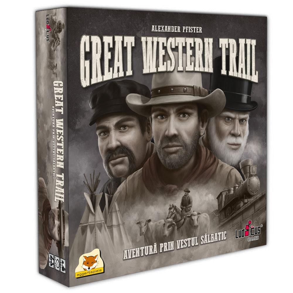 Great Western Trail-Ludicus Games-1-Jocozaur