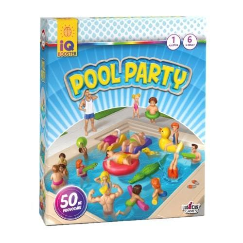 IQ Booster Pool Party