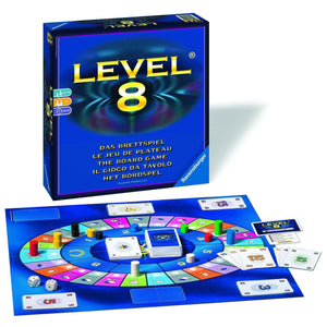 Level 8 Board Game-Ravensburger-1-Jocozaur