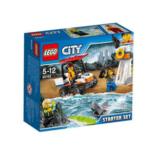 LEGO City Coast Guard Starter Set 60163-LEGO-1-Jocozaur