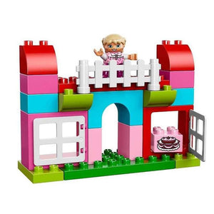 LEGO Duplo - All in one pink box of fun 10571-LEGO-2-Jocozaur
