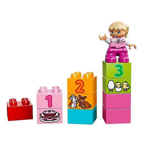 LEGO Duplo - All in one pink box of fun 10571-LEGO-6-Jocozaur