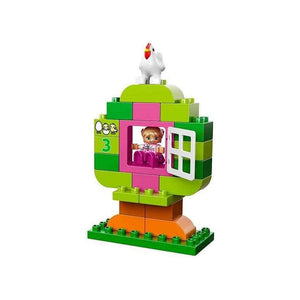 LEGO Duplo - All in one pink box of fun 10571-LEGO-7-Jocozaur