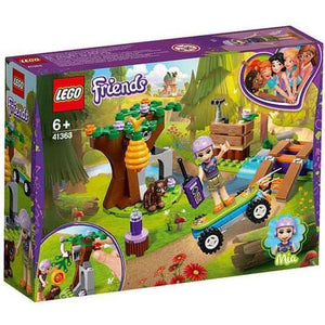 LEGO Friends Mia's Forest Adventure 41363-LEGO-1-Ludicus.ro - Magazinul Clipelor magice