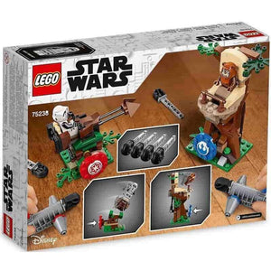 LEGO Star Wars Action Battle Endor Assault 75238-LEGO-1-Ludicus.ro - Magazinul Clipelor magice