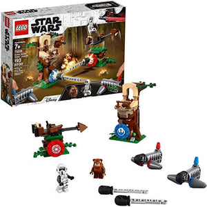 LEGO Star Wars Action Battle Endor Assault 75238-LEGO-2-Ludicus.ro - Magazinul Clipelor magice