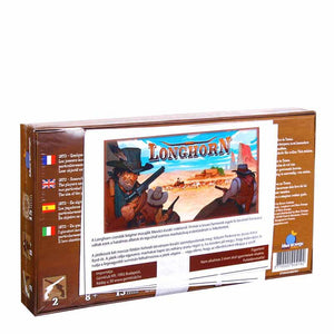 Longhorn-Blue Orange-2-Jocozaur