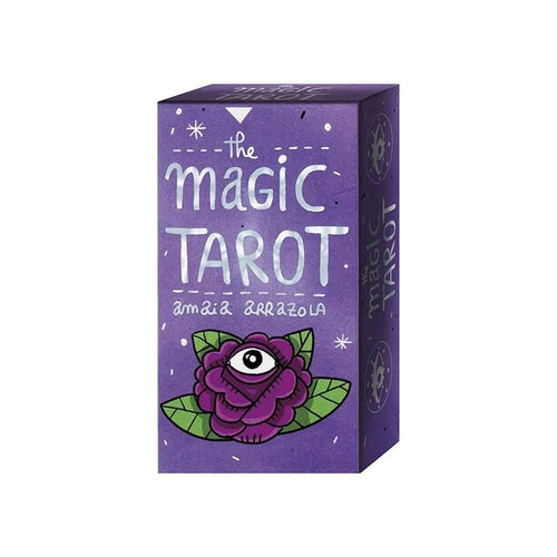 The Magic Tarot by Amaia Arrazola-Magic Hub-1-Jocozaur
