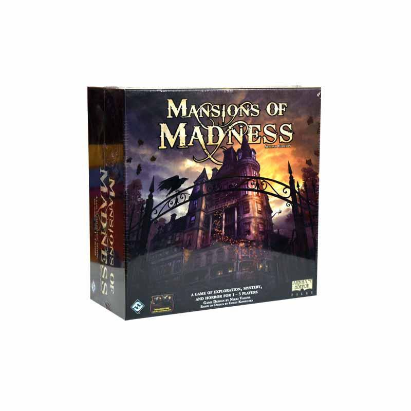 Mansions of Madness Second Edition-Fantasy Flight Games-1-Ludicus.ro - Magazinul Clipelor magice