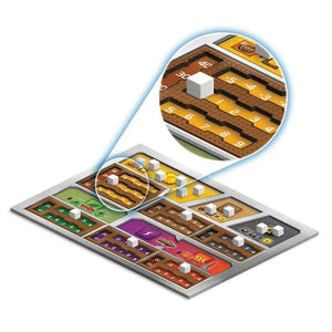 Terraforming Mars: Dual Layer Player Boards