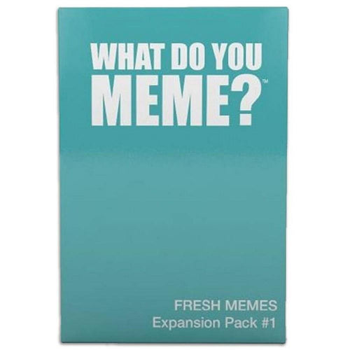 What do you Meme? Fresh Memes Expansion Pack #1-Ludicus Games-1-Jocozaur