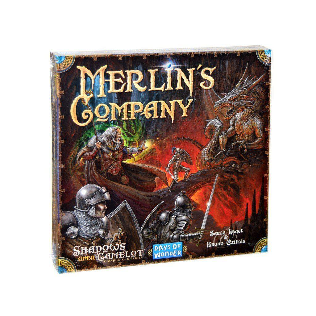 Shadows Over Camelot: Merlin's Company extensie-Days Of Wonder-1-Jocozaur