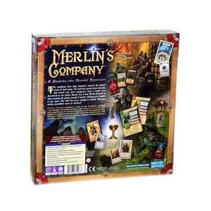 Shadows Over Camelot: Merlin's Company extensie-Days Of Wonder-2-Jocozaur