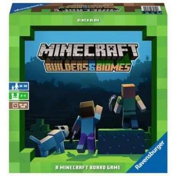 Minecraft Builders & Biomes-Ravensburger-1-Jocozaur