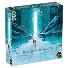 Mountains of Madness EN-Iello-1-Ludicus.ro - Magazinul Clipelor magice