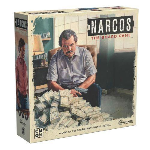 Narcos: The Board Game-Cool Mini or not-1-Ludicus.ro - Magazinul Clipelor magice