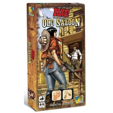 Bang! The Dice Game: Old Saloon extensie