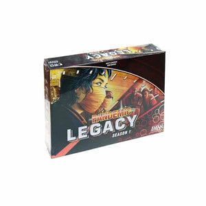Pandemic Legacy Season 1 Red Edition-Z-Man-1-Ludicus.ro - Magazinul Clipelor magice