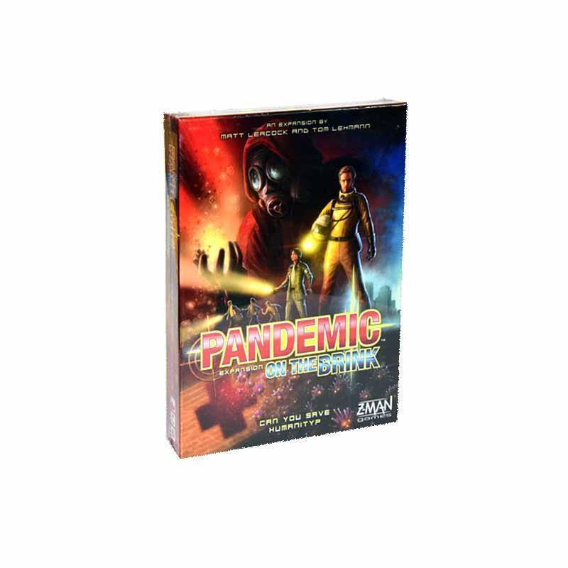Pandemic: On the Brink extensie-Z-Man-1-Jocozaur