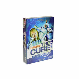 Pandemic: The Cure extensie-Z-Man-1-Jocozaur