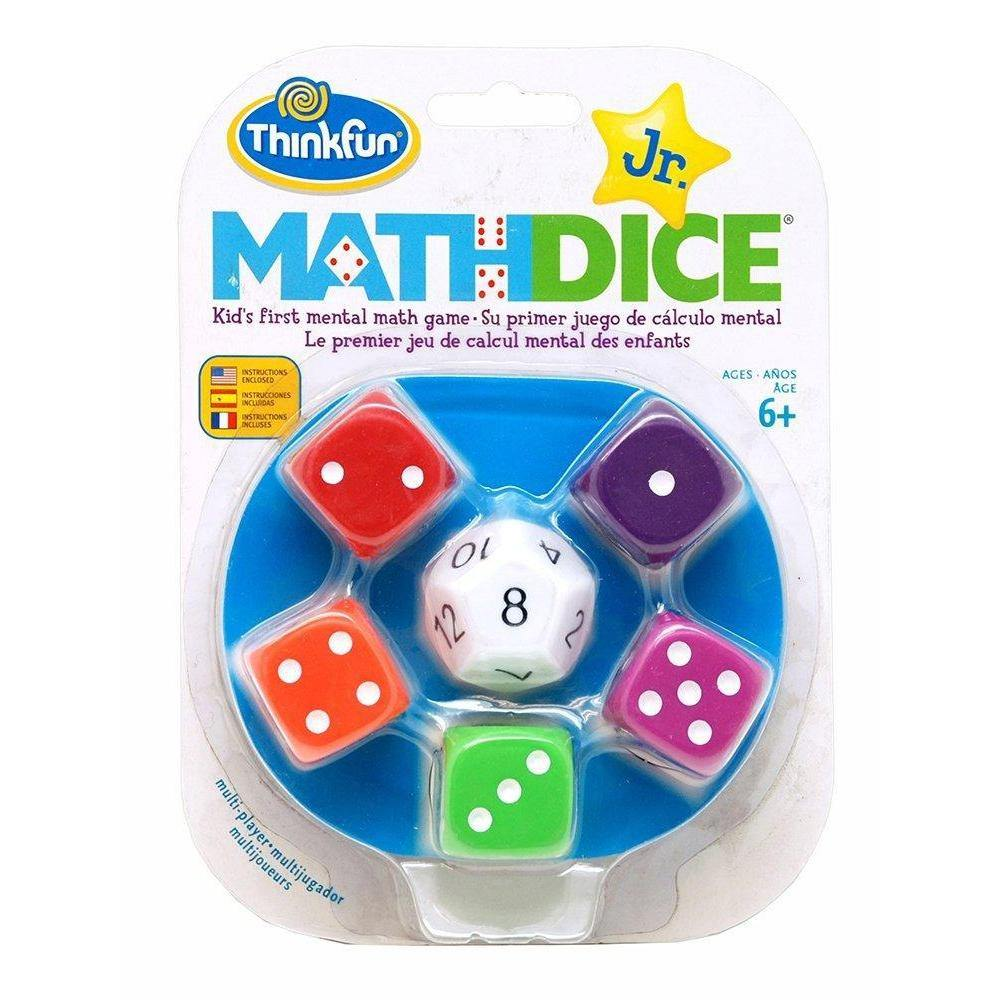 Math Dice Junior-Thinkfun-1-Jocozaur