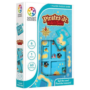Pirates Jr. Hide and Seek-Smart Games-1-Jocozaur
