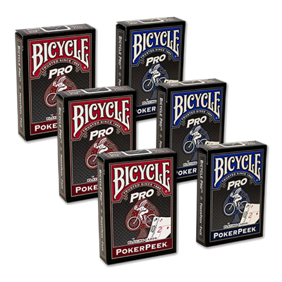 Bicycle Pro Poker Peek-bicycle-1-Ludicus.ro - Magazinul Clipelor magice