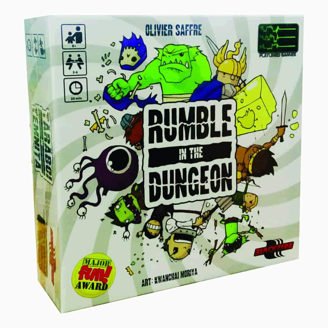 Rumble in the Dungeon-Ludicus.ro - Magazinul Clipelor magice-1-Ludicus.ro - Magazinul Clipelor magice