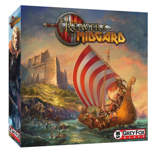 Reavers of Midgard (Kickstarter Ultimate Conqueror Edition)-Grey Fox Games-1-Jocozaur