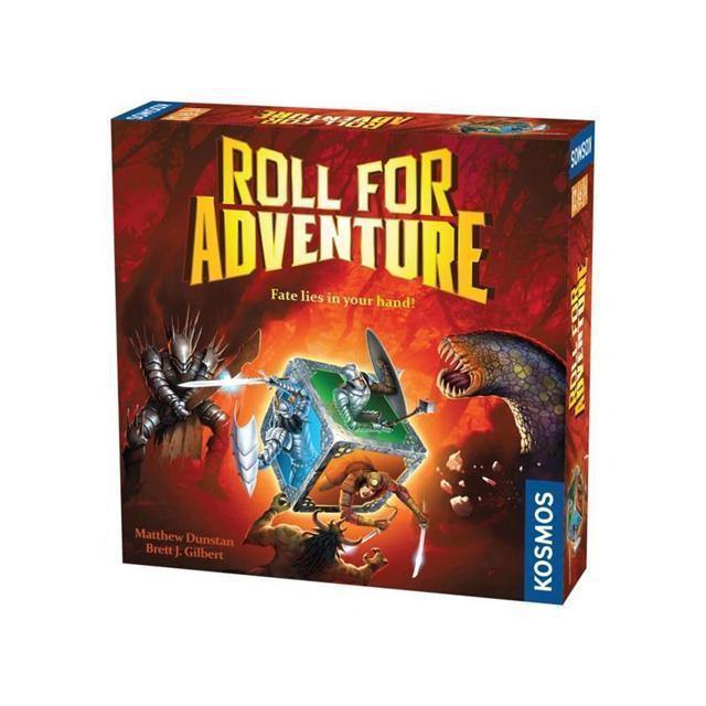 Roll for Adventure DE-Kosmos-1-Jocozaur