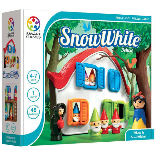 Snow White Deluxe-Smart Games-1-Jocozaur