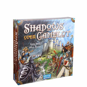 Shadows Over Camelot-Days Of Wonder-1-Ludicus.ro - Magazinul Clipelor magice