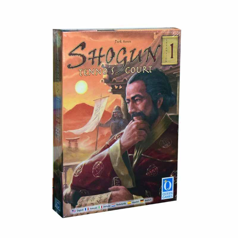 Shogun Tenno's Court-Queen Games-1-Ludicus.ro - Magazinul Clipelor magice