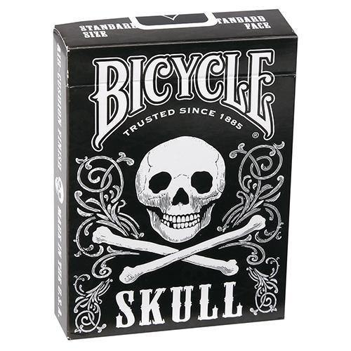 Bicycle Skull-bicycle-1-Ludicus.ro - Magazinul Clipelor magice
