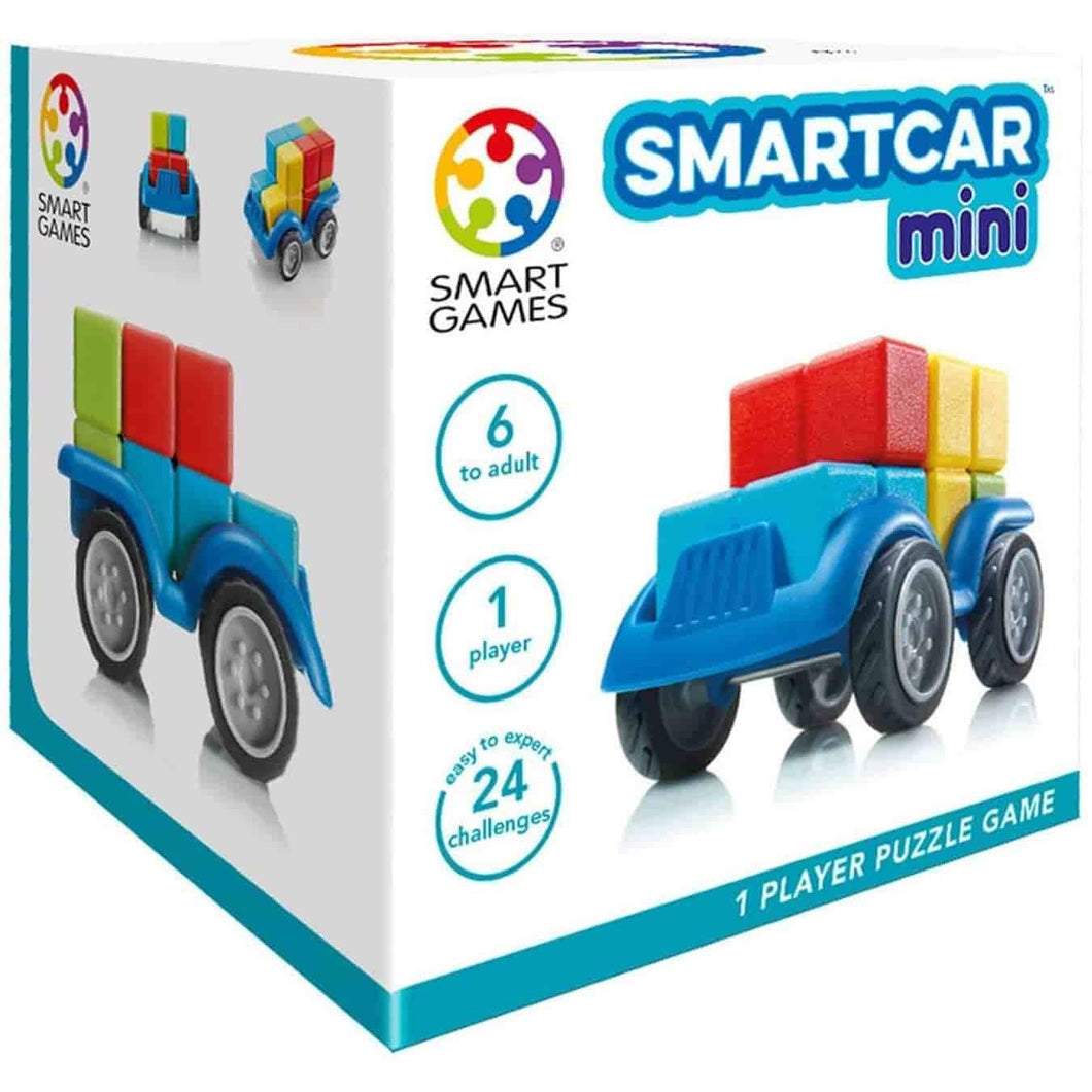 Smart Car Mini-Smart Games-1-Jocozaur