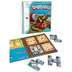 Busy Bugs-Smart Games-2-Ludicus.ro - Magazinul Clipelor magice