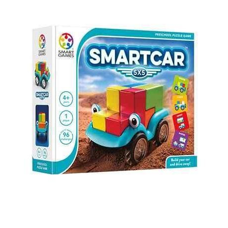 Smart Car 5x5-Smart Games-1-Jocozaur